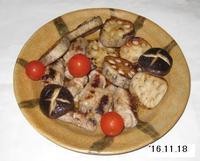 '16.11.18レンコンと豚肉ロールの蒸し焼き.JPG