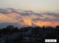 '17.12.22夕日と雲�A.JPG