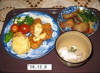 '18.12.8鶏のゴマ南蛮他.JPG