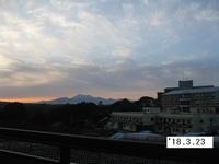 '18.3.23雲中の朝日.JPG