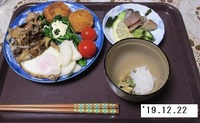 '19.12.22ヒレトンカツ・マイタケ豚肉炒め物他.JPG