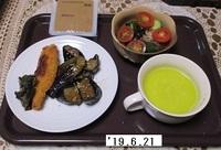 '19.6.21ナス揚げ煮・鮭フライ他.JPG