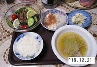 '19,12,21白菜と豚肉の煮物他.JPG