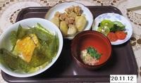 '20.11.12鶏肉とサトイモの煮物他.JPG