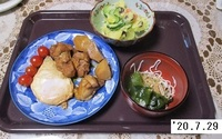'20.7.29鶏肉のさっぱり煮.JPG