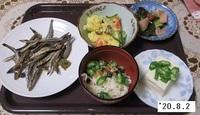 '20.8.2キビナゴ・ポテサ他.JPG