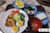 '21.5.29鶏肉のさっぱり煮他.JPG