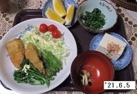 '21.6.5イワシフライ他.JPG