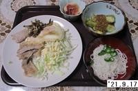 '21.9.17豚肉ソテー他.JPG