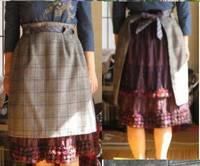 スカートを前掛けに.jpg
