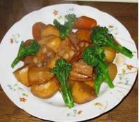 取り立て野菜の煮物.jpg